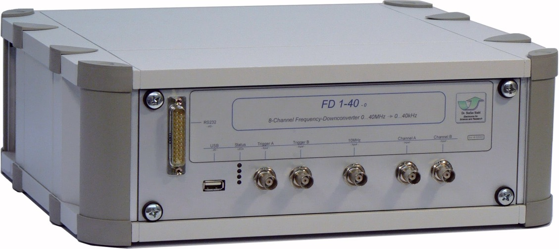 FD 1-40 Frequency Downconverter