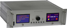 HF-Drive: Paul Trap field generator with amplitude and phase control