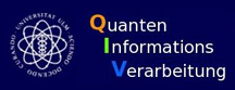Quanteninformationsverarbeitung, University of Ulm