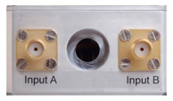 RTA50 amplifier unit - Front View - please click image to enlarge