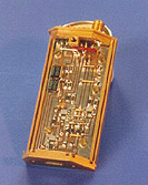 Low-noise amplifier module for the frequency range DC...4MHz